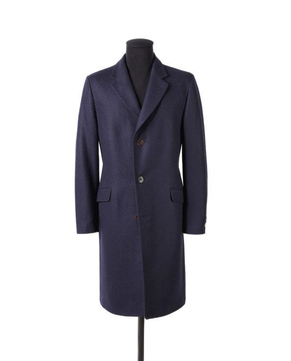 Mantel SYLVESTER Loden blau