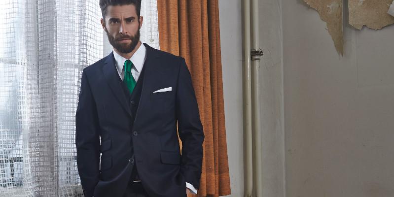 outlet store b5776 323aa Woran erkennt man einen guten Anzug? - Rennschmied und ...