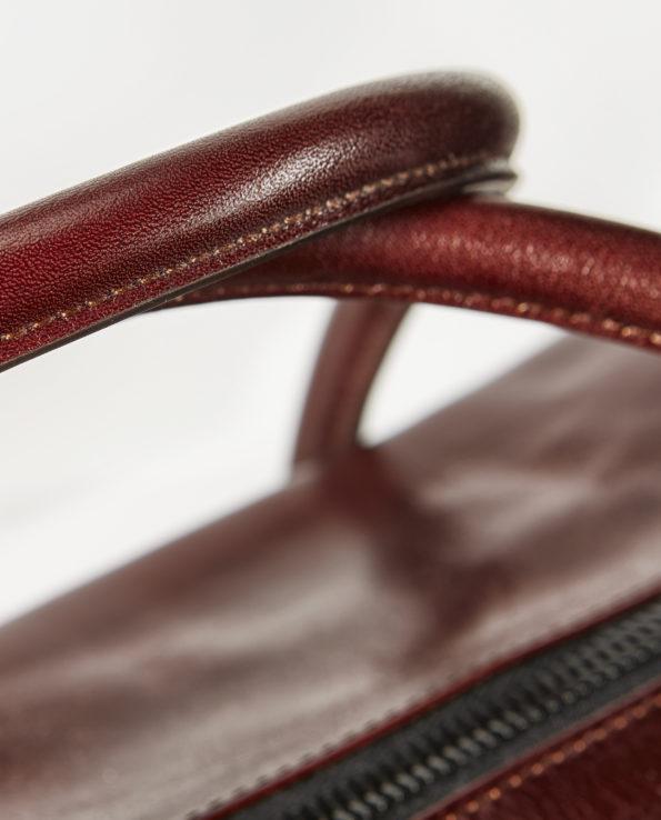 Reisetasche Leder made in Germany