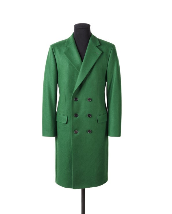 Mantel LUDWIG Loden Grün