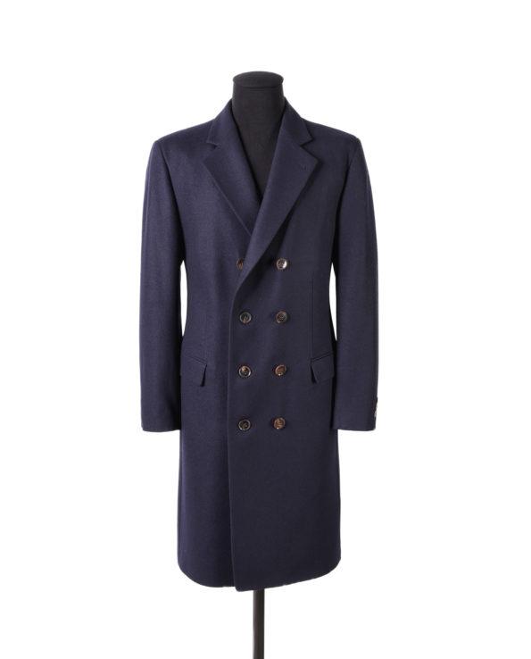 Mantel LUDWIG Loden Blau